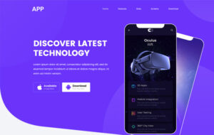 Neue Homepage Designvorschlag AppCP2