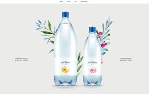 Neue Homepage Designvorschlag Diespater